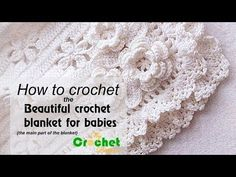Crochet Blanket for Babies – Crafting Time