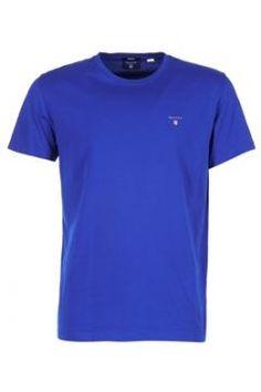 Kısa kollu tişörtler Gant THE ORIGINAL T-SHIRT https://modasto.com/gant/erkek-ust-giyim-t-shirt/br5290ct88