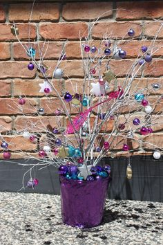 Not your every day tree - Christmas Craft