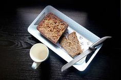 Buckwheat bread with sesame and sunflower seeds