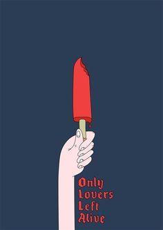 Sólo los amantes sobreviven, de Csaba Klement.