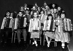 Lots of Accordion People by ratsyjo, via Flickr