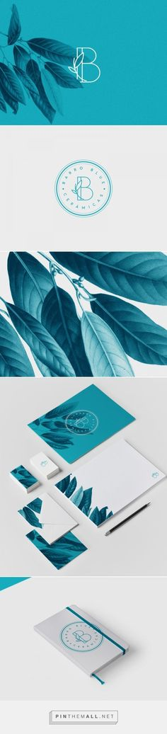BARRO BLUE on Behance... - a grouped images picture