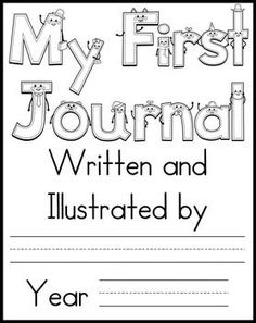 This journal provides students with writing prompts, pictures with words, a box for drawing a picture, and another word bank with a variety of words to use to write a more detailed piece.  There are 34 different writing prompts and there are also 2 reference pages: 1 with common beginning sight words and 1 with the alphabet for letter formation.