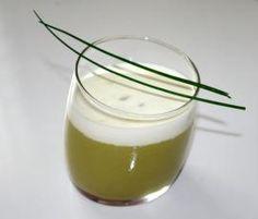 Recette Velouté aux cosses de petits pois par dory14 - recette de la catégorie Soupes