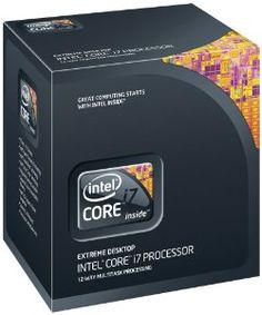 Intel Core i7 990X Extreme Edition Processor 3.46 GHz 6 Core LGA 1366 - BX80613I7990X by Intel at the rochett.com
