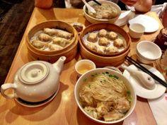 Best dim sum in KL - Din Tai Fung (鼎泰豐) - Kuala Lumpur