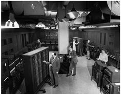 1946 - ENIAC (Electronic Numerical Integrator And Computer) was the first electronic general-purpose computer