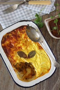 Bits Of Carey » Vegetarian Bobotie - Lovely variation on a classic!