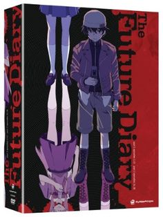 Future Diary, The DVD Part 1 (Hyb) Limited Edition #RightStuf2013