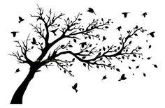 Birds_Flying_Through_The_Tree_Wall_Sticker.jpg (460×303)