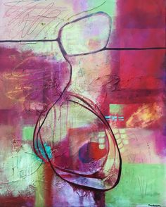 Composition No. Three Dimensional, Abstract Art, Grey, Composition, Painting, Colour, Gray, Color, Painting Art