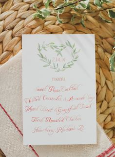 Oh So Beautiful Paper: Valentine's Day Dinner Party Invitations by Lana's Shop