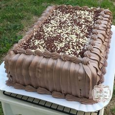 Ideas For Birthday Cake Chocolate Dreams Dad Birthday Cakes, Birthday Party Snacks, Birthday Recipes, Birthday Nails, Birthday Crafts, Chocolate Recipes, Chocolate Cake, Cake Mix Cobbler, Birthday Ideas For Her