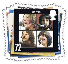 Why I collect stamps reason #20: The Beatles!!! Need I say more?