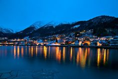 Twilight, Balestrand, Norway by Europe Trotter on 500px