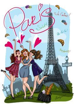 Marina Martynova_Illustrator_Paris