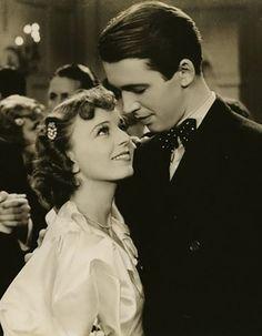 """James Stewart y Margaret Sullavan en """"Cuando Volvamos a Amarnos"""" (Next Time We Love), 1936"""