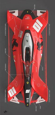 Ferrari Concept Car