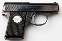Walther's Patent Model 9