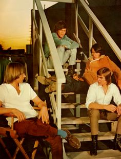 The Monkees. After show interview. LOVE the after show interviews!