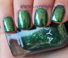 Zoya Ornate Collection Holiday 2012: Logan