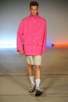 GOSHA RUBCHINSKIY FW15 Mens Fashion Week