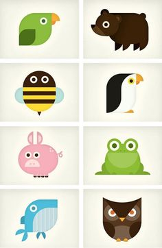 Nice little animal designs