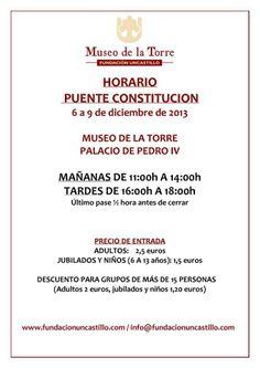 Visita guiada a la Judería, Sinagoga y fortaleza de Uncastillo, (Zaragoza), días 6, 7, 8 y 9 de diciembre de 2013 | +oc