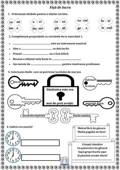 Fișă de lucru litera X Homeschool Math, Curriculum, Visual Perceptual Activities, School Lessons, After School, Kids Education, Kids And Parenting, Kids Learning, Worksheets