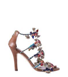 Candela Fringe Tassel Tiff Sandal Unique Shoes, Clutch, Pretty Shoes, Fancy  Shoes, 1e3d61eda42d
