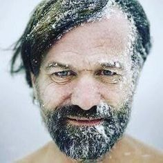 This is the extraordinary method of Wim Hof. A method constructed by breathing exercises, meditation and exposure to harsh environment. Learn more here. Psoriasis Arthritis, Rheumatoid Arthritis, Wim Hof, The Iceman, Dying Of The Light, Cold Shower, Yoga Positions, Health Challenge, Alternative Health