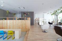 hair salon interior design - Google 検索