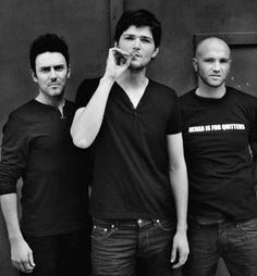 The Script musicians-bands