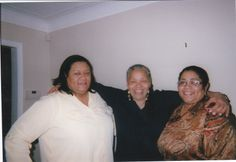 Cousins Val, Johnetta and Karen