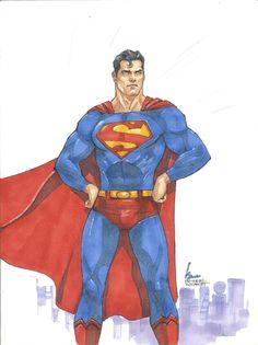 Superman by Kenneth Rocafort