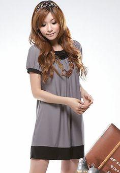 #dress#casual#cute#fashionable#laff♥