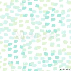 Hand Drawn Abstract Seamless Pattern