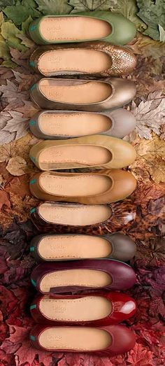 Which pair of Tieks are you falling for?   Tieks Ballet Flats
