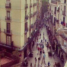 Carrer Argenteria #ElBorn #Barcelona
