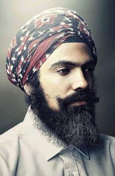 male turban fashion - Google Search