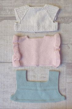 Baby upper side of dresses designed and knitted by I Love Tricoté Cuerpos para vestiditos diseñados y tejidos por I Love Tricoté Baby Knitting Patterns, Knitting For Kids, Crochet Fabric, Crochet Baby, Knit Crochet, Toddler Girl Dresses, Baby Dresses, Nice Dresses, Baby Sweaters
