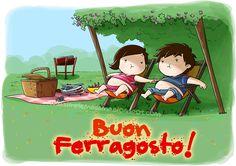 Auto Cicognara - www.autocicognara.it  Augura BUON FERRAGOSTO  ad amici, clienti e parenti !!!  PS: Riapriremo il 25 agosto.  #AutoCicognara #AutoUsate #ferragosto