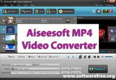 Aiseesoft MP4 Video Converter 8.1.10 Free Download