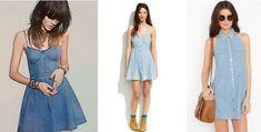 hemsandsleeves.com denim dresses (35) #cutedresses