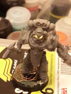 [Blind them with SCIENCE] LEDs, Space Marines and You by Boss Fearless - Forum - DakkaDakka | Causing marital strife since 1997.