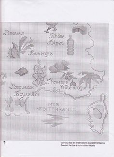 Culinary France Map 5/7