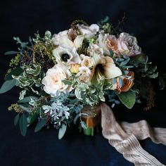 Blush Bridal Bouquet by [*the amazingly talented*] McKenzie Powell