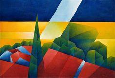 Χέρμαν Μπλάουτ,γεννήθηκε στη Γερμανία το 1939 ήρθε στην Ελλάδα το 1965 και απέκτησε την ελληνική υπηκοότητα το 1999.Ήταν από τους μεγαλύτερους ζωγράφους της εποχής του με παγκόσμια καταξίωση και ιδιαίτερα φιλέλληνας.
