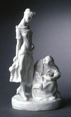 "Figure, ""The Fortune-teller"", 1922"